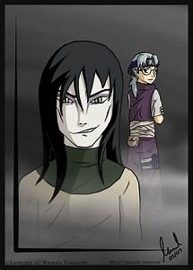 Orochimaru and Kabuto by DragonKissed on deviantART