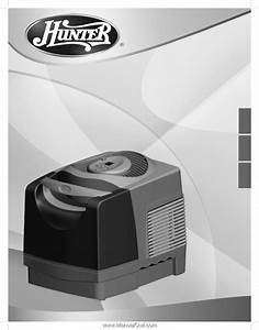 Hunter Humidifier Manual