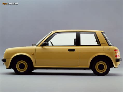 nissan be 1 nissan be 1 bk10 1987 88 wallpapers 800x600