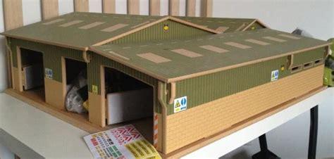 stabulation salle de traite brushwood toys 115 00 batiments universmini occasion