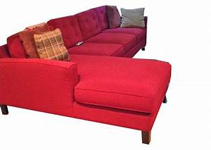 red sofa park square red sofa sofas thesofa With red sectional sofa decor