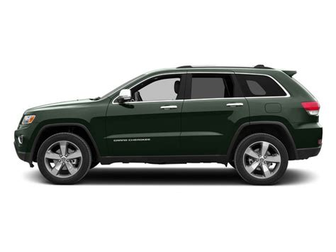 jeep cherokee green 2015 jeep grand cherokee black forest green with pictures