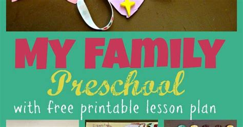 my family preschool theme week with free printable two day 686 | e71b7b203eea01e0359c4e82cf5c2282