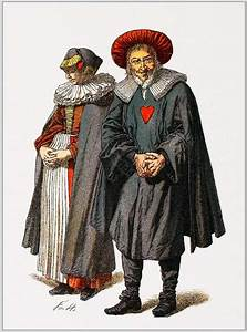 Jewish traditional clothing in Germany, 18th Century ...