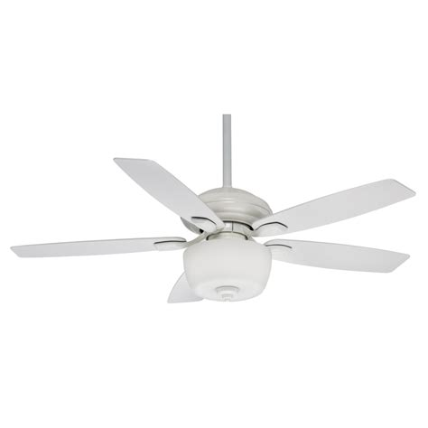 lowes flush mount white ceiling fans shop casablanca utopian gallery 52 in snow white outdoor