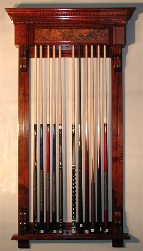 pool cue rack snooker cue racks from hubble sports est 1910