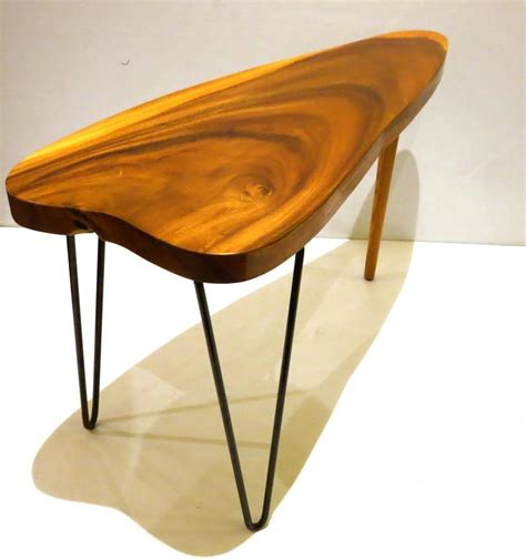 free form wood coffee tables free form organic small coffee or cocktail table koa wood
