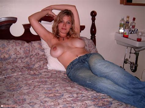 amateur topless milf in jeans picture of the day