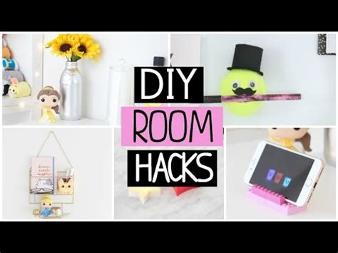 diy room decor life hacks     youtube