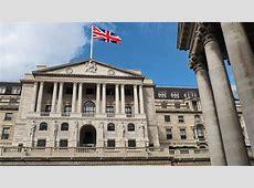 bank of england latest news