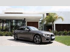2015 BMW 3Series facelift Sedan and Touring video