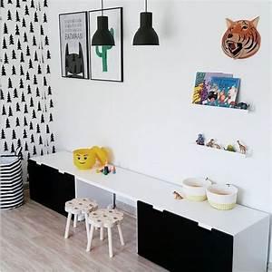 Ikea Chambre D Enfant : chambres d 39 enfants instagram and gar ons on pinterest ~ Teatrodelosmanantiales.com Idées de Décoration