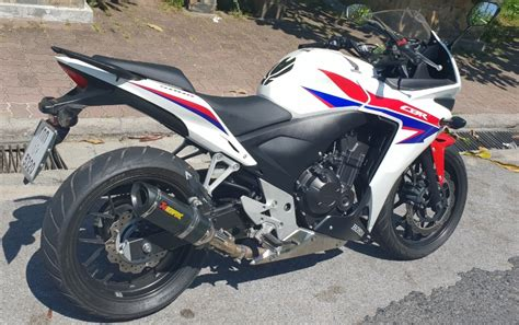 Honda Cbr 500   500 - 999cc Motorcycles for Sale   Phuket ...