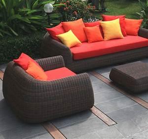 Outdoor Loungemöbel Polyrattan : rattan outdoor lounge mango out rattan loom korb m bel looms ~ Orissabook.com Haus und Dekorationen