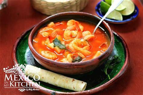 Caldo De Camarón │mexican Shrimp Soup │mexican Food Recipes