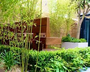 Salon De Jardin Bambou : comment planter des bambous dans son jardin ~ Teatrodelosmanantiales.com Idées de Décoration