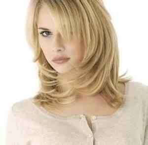 Coupe Cheveux Carré Mi Long : coiffure effilee visage carre femme ~ Melissatoandfro.com Idées de Décoration