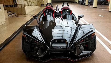 Bullet Speed Turbo Charged 400 Hp Polaris Slingshot X In