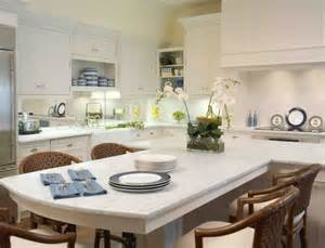t shaped kitchen islands t shaped island white counter tops with an eat at bar this kitchens is beautiful interior