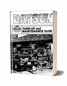 Datsun Tune Up Maintenance Guide