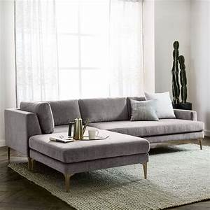 West elm new year sale save on sofas marble coffee for Sectional sofa bed west elm