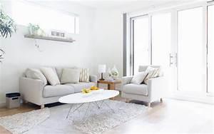 white calm living room interior design ideas decobizzcom With white on white living room decorating ideas