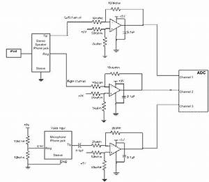 Karaoke Machine Wiring Diagram
