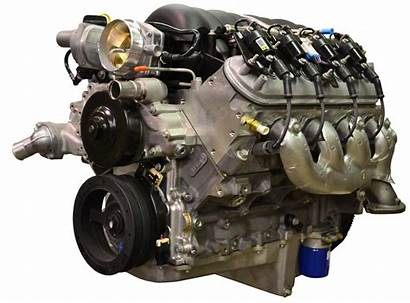 Engine Ls3 Crate Performance Pace Prepped 525hp