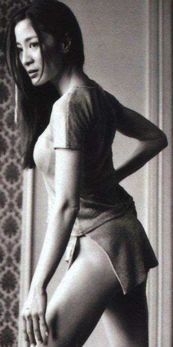 Michelle Yeoh Nude Butt Hot Nude