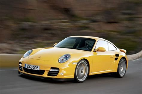 Porsche Unveils Facelifted 2010 911 Turbo Packing 500