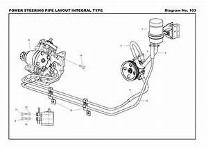 Power Steering Assembly Diagram