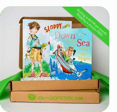 Box Story Monthly Books Boxes Subscription Children