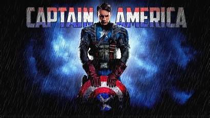 Captain America Wallpapers Evans Chris Pc Keren