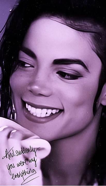 Jackson Michael Instagram Dangerous Bad Era Smile