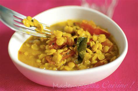 recettes de cuisine indienne dal de lentillles ou dahl recette de cuisine
