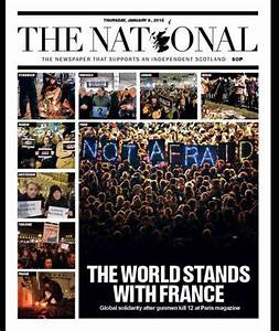 Front pages the day after the deadly attack at the Paris ...