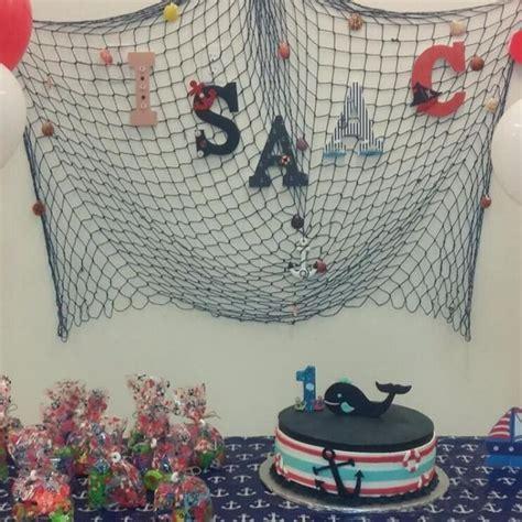 8'' h x 2.75'' w Fish Net Hanging Ornaments Decoration Mediterranean Style Nautical Ocean Theme Home Fishing Net ...