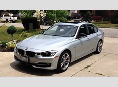 2012 BMW F30 335i Coded Mirrors, Windows, Comfort Access