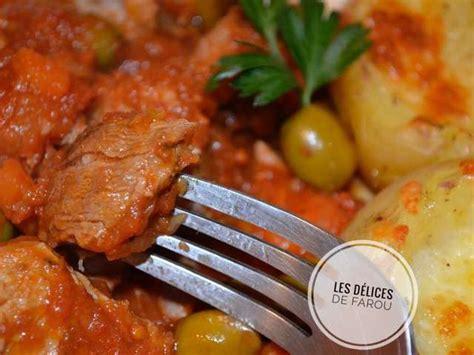 cuisine corse veau aux olives recettes de corse