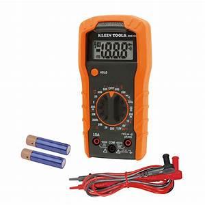 Digital Multi-meter  Manual-ranging  600 V