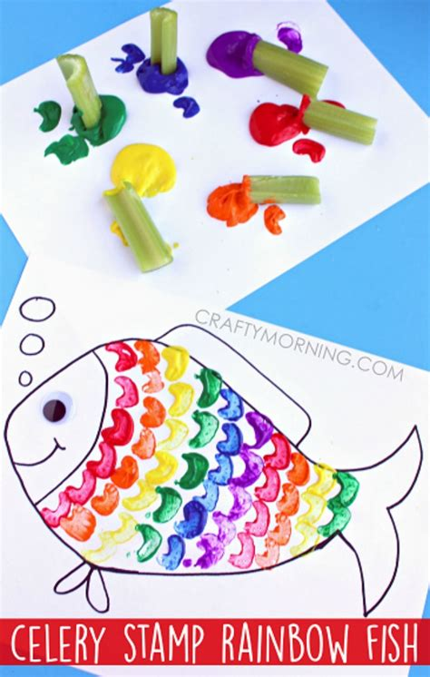 rainbow crafts  kids