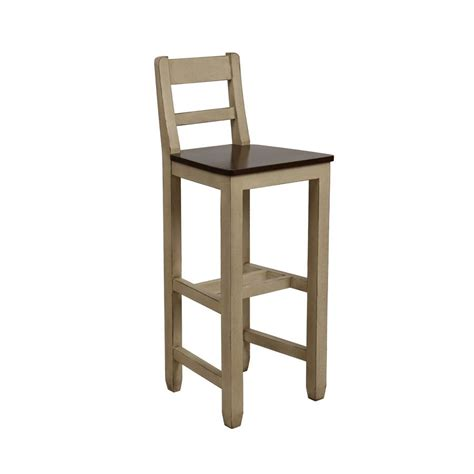 Chaise Interiors chaise haute en pin beige interior s