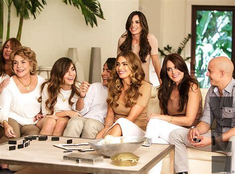 sofia vergara son commercial behind the scenes of sof 237 a vergara s head shoulders