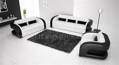 canapé convertible moderne ensemble canapé cuir italien design et pas cher modèle
