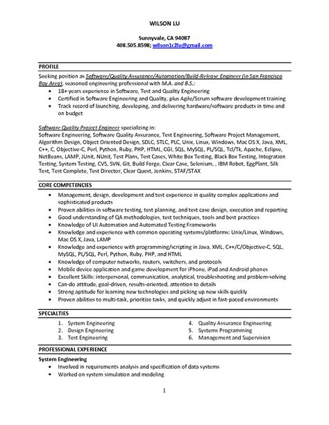 years experience resumes data analysis resume for 1 year experience letter example
