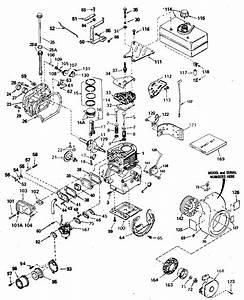 Tecumseh Gas Engine Parts