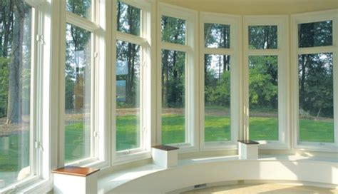 Bow Window  Made With Casement & Awning Windows Windows