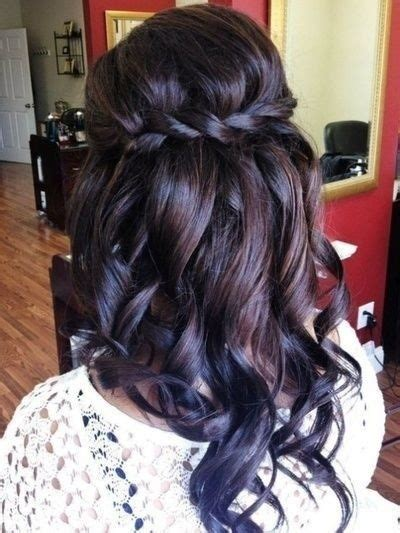 Bridesmaid Hairstyles For Hair by 30 Bridesmaid Hairstyles For Hair Popular