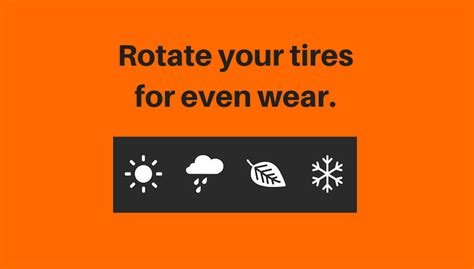 rotate winter tires kal tire
