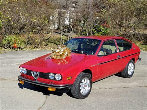 1978 Alfa Romeo by 1978 Alfa Romeo Alfetta For Sale On Bat Auctions Closed